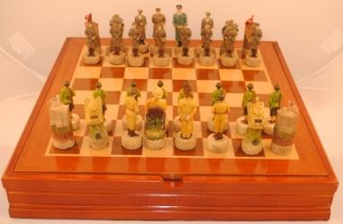 купить Шахматы Вторая Мировая Война цена, отзывы