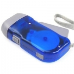 фото 860  Механически заряжающийся фонарик Hand Press цена, отзывы