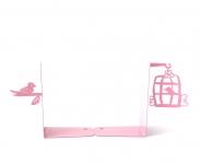фото 9980  Держатель для книг rose клетка с птицами цена, отзывы