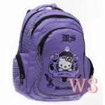 фото 2375  Рюкзак школьный Hallo Kitty (в ассортименте) WS цена, отзывы