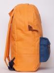 фото 8091  Рюкзак GiN Bronx оранжевый с карманом неви цена, отзывы