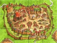 фото 5582  Настольная игра Каркассон Дворяне и башни цена, отзывы