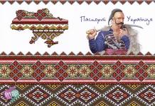 купить Обложка на паспорт Украинца цена, отзывы