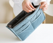 фото 8369  Органайзер Bag in bag maxi голубой цена, отзывы
