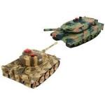 фото 2683  Набор танков на радиоуправлении Fighting Tank с записью попаданий цена, отзывы
