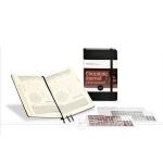 фото 5961  Блокнот Moleskine Passion Шоколад средний черный цена, отзывы