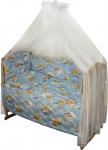 фото 9307  Комплект в детскую кроватку Веселка цена, отзывы