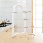 фото 25781  Подставка для сковородок, крышек, тарелок, кастрюль (Белый) цена, отзывы