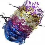 фото 9621  Венецианская маска Изабелла цена, отзывы
