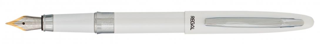 фото 10336  Набор ручек в бархатном футляре Амелия белый цена, отзывы