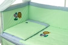 фото 9270  Комплект постельного белья Лев цена, отзывы