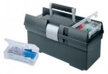 фото 9639  Ящик-органайзер для инструментов премиум на 16 дюймов цена, отзывы