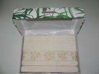 фото 1678  Простынь ARYA 100%бамбук с жаккардом 200*220 в ассортименте цена, отзывы