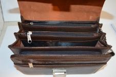 фото 1478  Барсетка кожаная мужская Bars цена, отзывы