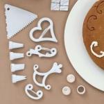 фото 3716  Набор для декорации торта КОНДИТЕР цена, отзывы