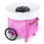 фото 25599  Аппарат для приготовления сладкой ваты на колесиках Carnival  цена, отзывы
