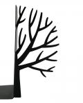 фото 10074  Держатель для книг Зимнее дерево черное цена, отзывы