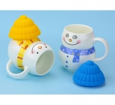 фото 9570  Чашка Снеговик  цена, отзывы