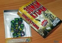 фото 5520  Настольная игра Зомби Кубики цена, отзывы