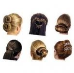 фото 578  Заколки Hairagami - набор заколок для волос хеагами цена, отзывы