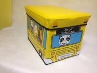 фото 2958  Ящики-сидения для игрушек в виде автобуса цена, отзывы