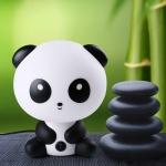 фото 25129  Настольный светильник-ночник Панда цена, отзывы