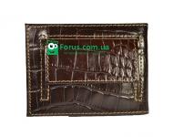 фото 4106  Мужской кошелек зажим кожа Форио цена, отзывы