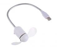 фото 21828  Гибкий компьютерный USB вентилятор цена, отзывы