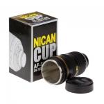 фото 13620  Термос кружка в форме обьектива NICAN-ZOOM цена, отзывы