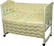 фото 9315  Комплект в детскую кровать Принцесса цена, отзывы