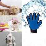 фото 24257  Перчатка для вычесывания шерсти животных цена, отзывы