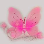 фото 8738  Набор Бабочки с пухом (3 цвета) цена, отзывы