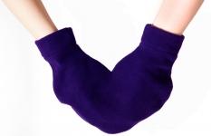 фото 5906  Варежки для влюбленных фиолетовые цена, отзывы