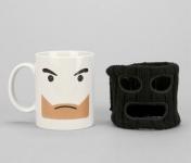 фото 11207  Чашка Бандит Mugga Mug цена, отзывы
