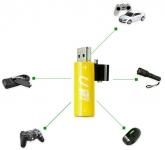 фото 1056  Вечная аккумуляторная батарейка АА 1450mAh 1.2V (заряжается от USB) 2шт цена, отзывы