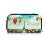 фото 4775  Тканевый кошелек Париж цена, отзывы
