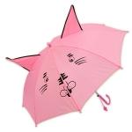 фото 3658  Зонтик детский с ушками в ассортименте цена, отзывы