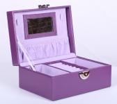 фото 6882  Шкатулка для украшений фиолетовая осень цена, отзывы