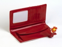 фото 8793  Кошелек Цветик-Семицветик красный цена, отзывы