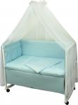 фото 9331  Набор детский в кровать Карапуз с кружевом цена, отзывы