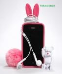 фото 1047  Чехлы зайчики Rabito для iPhone5 цена, отзывы