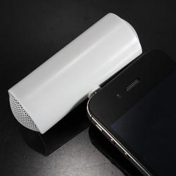 купить Портативная мини колонка спикер для телефонов, MP3 плееров и других устройств с 3.5 мм разъёмом (стандартный) цена, отзывы