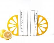 фото 9899  Держатель для книг Лимон цена, отзывы