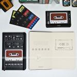 фото 6392  Блокнот Moleskine Audiocassette средний Линейка цена, отзывы