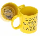 фото 9573  Чашка Мордочка с улыбкой 4 вида цена, отзывы