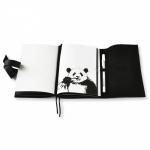 фото 8597  Софт-Бук Панда: черно-белые зарисовки цена, отзывы