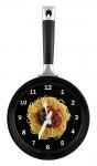 фото 7091  Сковородка - часы цена, отзывы