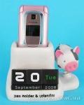 фото 2989  Календарь - подставка Хрюшка цена, отзывы