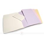 фото 6085  3 блокнота Moleskine Cahier больших пастельных цена, отзывы