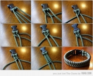 фото 7673  Браслет-верёвка Шкот  цена, отзывы